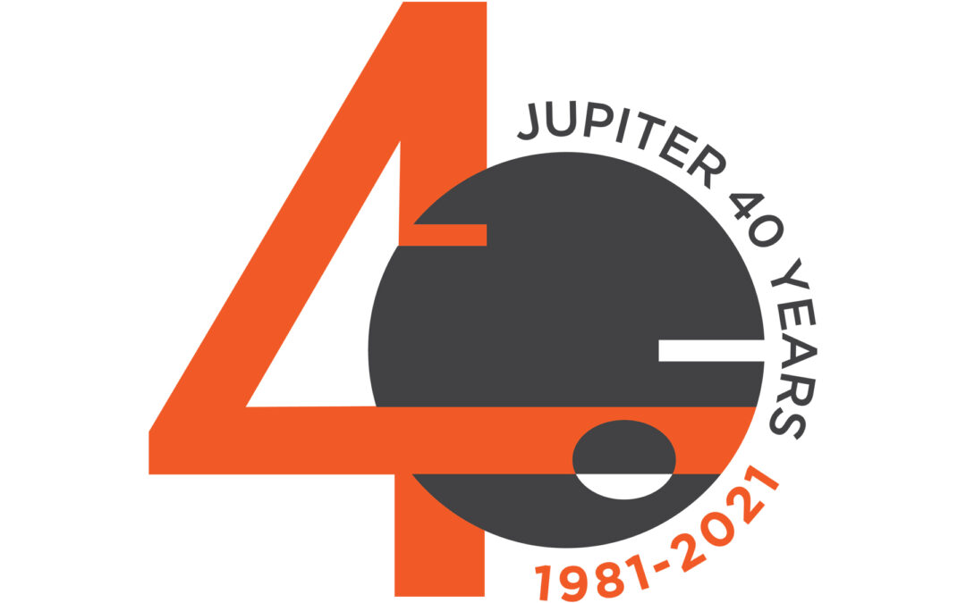 Jupiter Systems unveils exciting changes to celebrate 40 years of revolutionizing AV industry