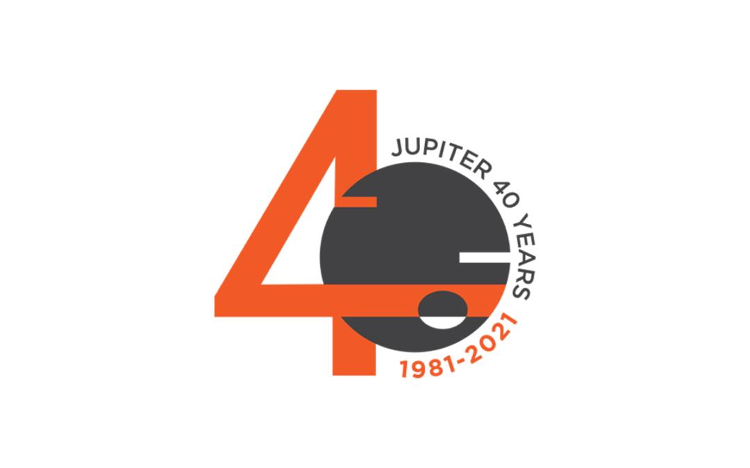 庆祝Jupiter成立40周年!InFocomm北京等您!